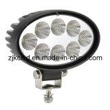 옥외 차 점화를 위한 최고 밝은 LED 일 빛 27W IP67