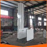 Elevador vertical del sillón de ruedas del sistema hydráulico