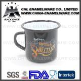 7cm logo personnalisé de l'impression émail d'acier tasse pour les enfants