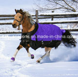 Coperta all'ingrosso del cavallo dell'affluenza/coperte respirabili impermeabili del cavallo