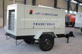 Aire / refrigerado por agua de doble tornillo estacionario Oilless Compresor