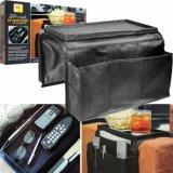 6 bolso Organizador do descanso de braço utilizado para aplicar mais sofá ou cadeira para o braço