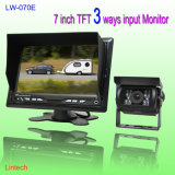 Caravan/Motorhome/Sistema de Câmera para visão traseira do reboque (LW-070E)