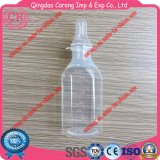 La entrerrosca BPA portable del silicón libera la botella de leche plástica del bebé
