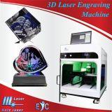 Crystal graveur laser 3D de la machine (HSGP-3KC)