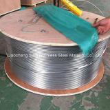 Edelstahl-Gefäß-Hersteller der Qualitäts-316L