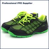 Diseño de Moda KPU superior Calzado de Seguridad Industrial