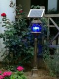 Stile europeo, indicatore luminoso classico e solare dell'assassino della zanzara, lampada di pavimento, lampada del prato inglese