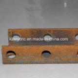 Taglio facente fronte del plasma d'acciaio di CNC del fascio della Manica di profilo del tubo che smussa scanalando la linea di produzione