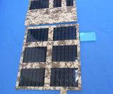 Sunpower de alta qualidade resistente de alta eficiência Carregador portátil Solar Dobrável Portátil