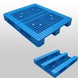 1200*1000*150 het beste Verkopende Pakhuis van de Kwaliteit en Distributie Gebruikte Plastic Pallet