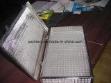 Perforado y canasta tejida para el filtro