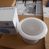 Banheiro Quadra de teto 3inch PA System Coaxial Speaker (R123T)