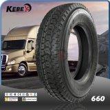 最も普及した比較的安価の中国の放射状のトラックのタイヤ(295/80R22.5)、(11R22.5)