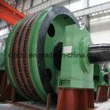 Fußboden-Typ multi Seil-Friktions-Gruben-Hebevorrichtung für Kohlengrube