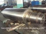 Rouleau d'acier de forge