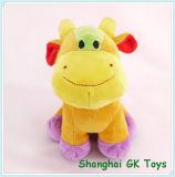 Nouveauté Cute Colorful Cow Nouveaux jouets en peluche Toy Toy pour enfants