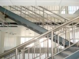 강철 구조물 아름다운 조립식 금속 작업장