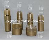50ml cosmétiques de luxe à l'emballage de la bouteille en verre (LDC-01)