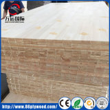 Bois de pin de pente de meubles d'E0 E1/contre-plaqué russes de bois de construction