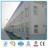 Estructura de acero prefabricada personalizada Almacén con paneles sándwich de acero (almacén)