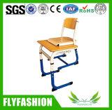Tabela do estudo do projeto simples e cadeira de madeira (SF-53S)