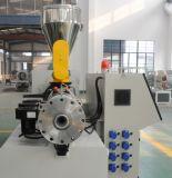 Cadena de producción entera para la línea de la protuberancia del tubo del PVC