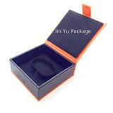 Коробка упаковки изготовленный на заказ бумажных кожаный ювелирных изделий Jy-Jb86 установленная
