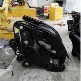 el gancho agarrador hidráulico 5f para el excavador hidráulico ataca/el gancho agarrador del excavador