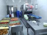 Máquina de empacotamento modificada automática da atmosfera para a carne