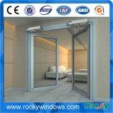 Porte en verre de contrôle d'accès d'Electronice de prix usine