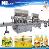 Máquina de enchimento da produção do óleo