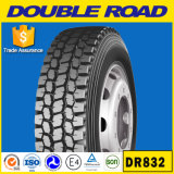 Le pneu radial sans chambre de camion des pneus le meilleur marché 11r22.5 11r24.5 215/75r17.5 225/70r19.5 de double marque de route