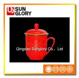 Красная Крышк-Чашка GB002 Китая косточки