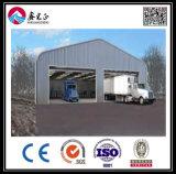 Garage de acero de /Car del garage de Struccture/garage vertido/garage del marco/garage prefabricado