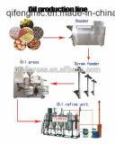 Macchina della pressa dell'olio di mandorle/espulsore dell'olio di noce girasole dell'arachide in alta qualità