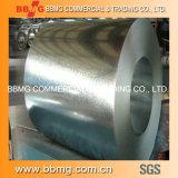 PPGI/HDG/Gi/Secc caliente/laminó caliente acanalado del material de construcción de la hoja de metal del material para techos sumergido tira de acero galvanizada/del Galvalume