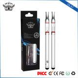 De vrije Pen E Cig van Cbd Vape van de Sigaret van de Patroon E van het Glas 0.5ml van de Knop Gla3 280mAh van Steekproeven