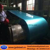 Galvalume Anti-Finger bobines en acier avec la couleur bleue