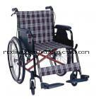 Предоставление Легкая алюминиевая вручную складная инвалидная коляска с маркировкой CE/ISO