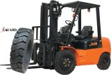 5.00-8 Pneumatic Shaped Solid Tires High Quality for Forklift