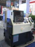 Automatiction 미츠비시를 가진 작은 CNC 선반 기계 CNC 포탑