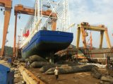 Sac gonflable en caoutchouc Marine Jinzheng Made for Ship Lancement