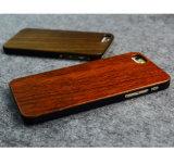 Capa de bambu natural 100% para iPhone Capa de capa de telefone celular de 6 / 6s para iPhone
