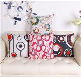 Ammortizzatore del cotone di modo di colore dell'automobile dell'ufficio del cuscino del sofà del cotone