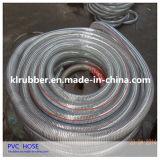 Stahldraht verstärkter Belüftung-Schlauch mit SGS Kl-A010907