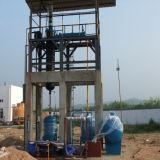 Отходы переработки масла в двигателе вакуумной дистилляции оборудование