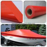 Lona de PVC impermeável de alta qualidade para tampas de barco de protecção