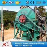 Energie - Machine van de Concentrator van de besparing de Centrifugaal voor Goud