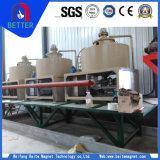 Séparateur magnétique sec Dcxj des machines de traitement pour l'équipement minier